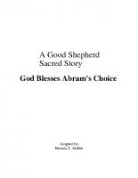 Sept 25 God Blesses Abram's Choice