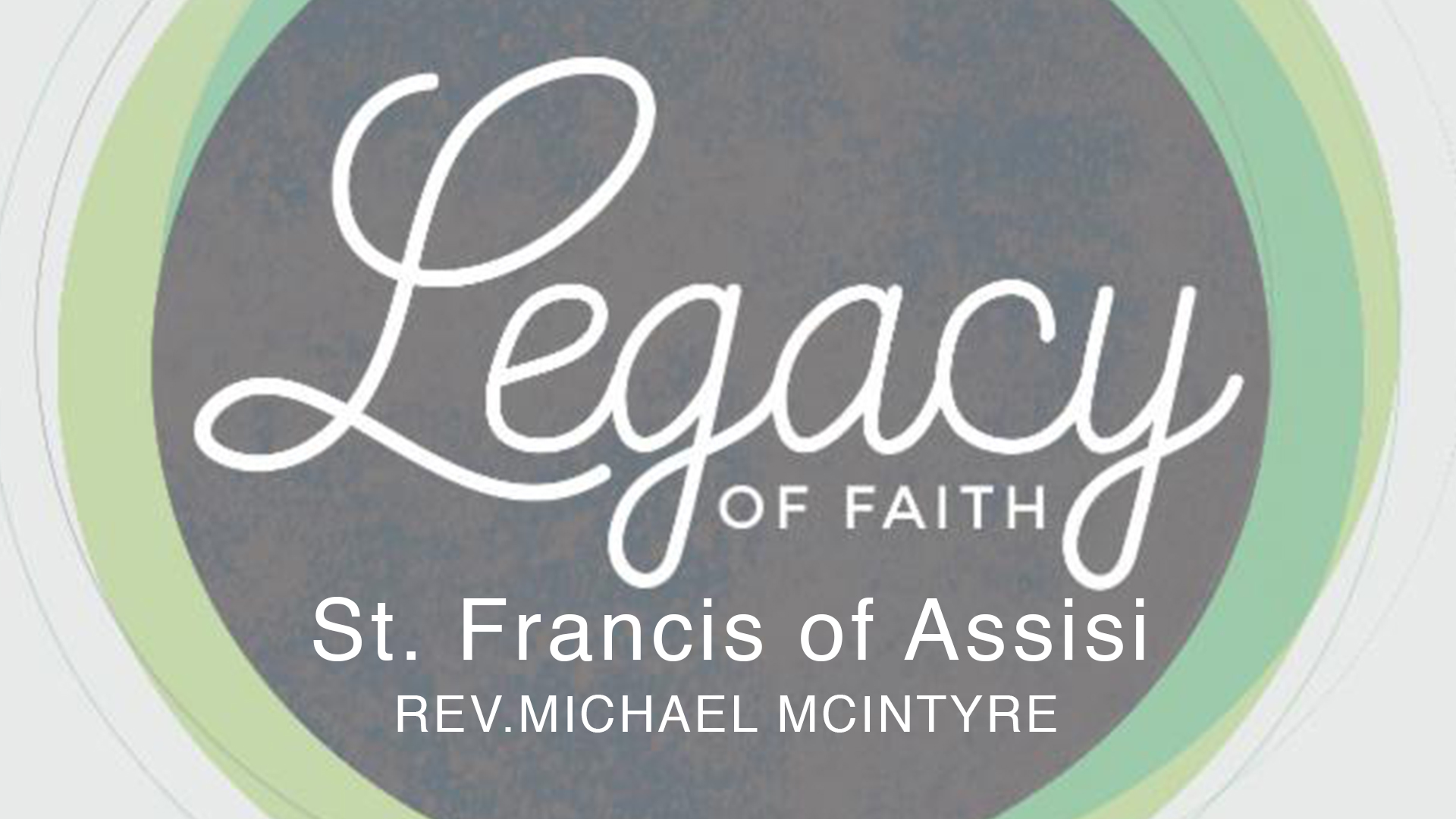 Legacy of Faith – Living Word Church | Wildwood MO