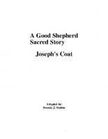 10-1Joseph's Coat
