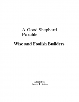 5-27Wise and Foolish Builders-Story