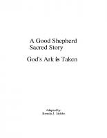 11-11God's Ark is Taken