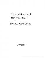 4-14Herod Meet Jesus