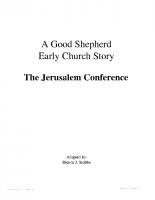 8-18Jerusalem Conference